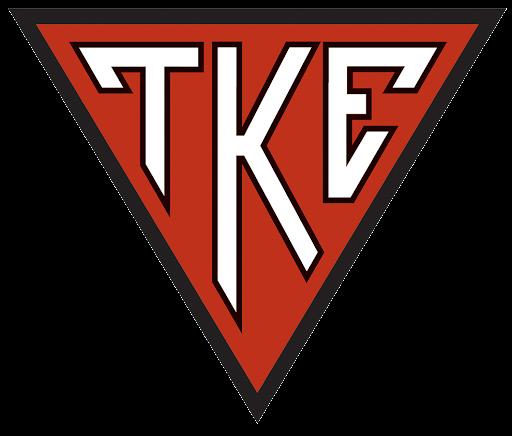TKE House Plate