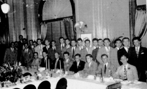 TKE Beta-Pi Founders Initiation Banquet